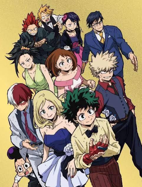 My Hero Academia: Timeline of the Strongest Heroes!