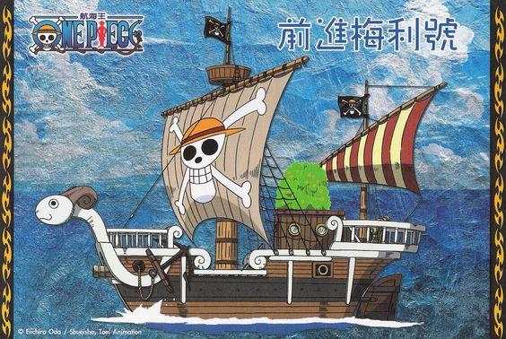 One Piece Arcs & The Straw Hat Crew