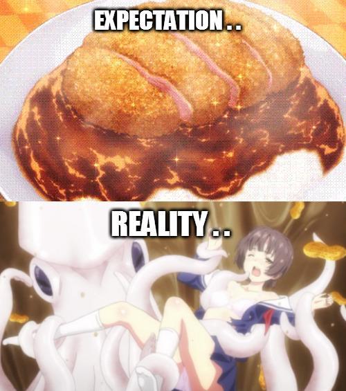 Food Wars Memes