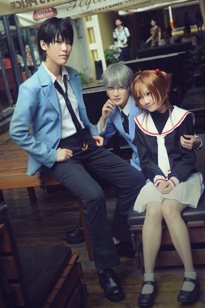 Kinomoto Siblings & Yukito