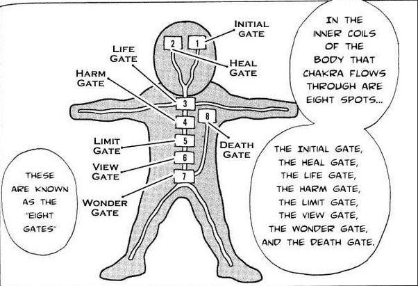 8 gates