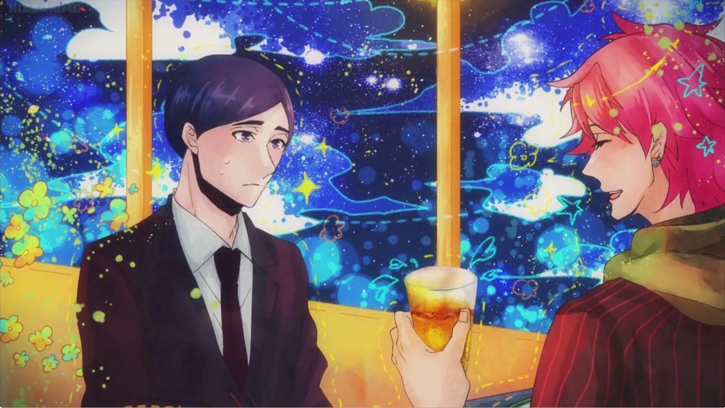 Kono Danshi, Mahou ga Oshigoto Desu (This Boy is a Professional Wizard)