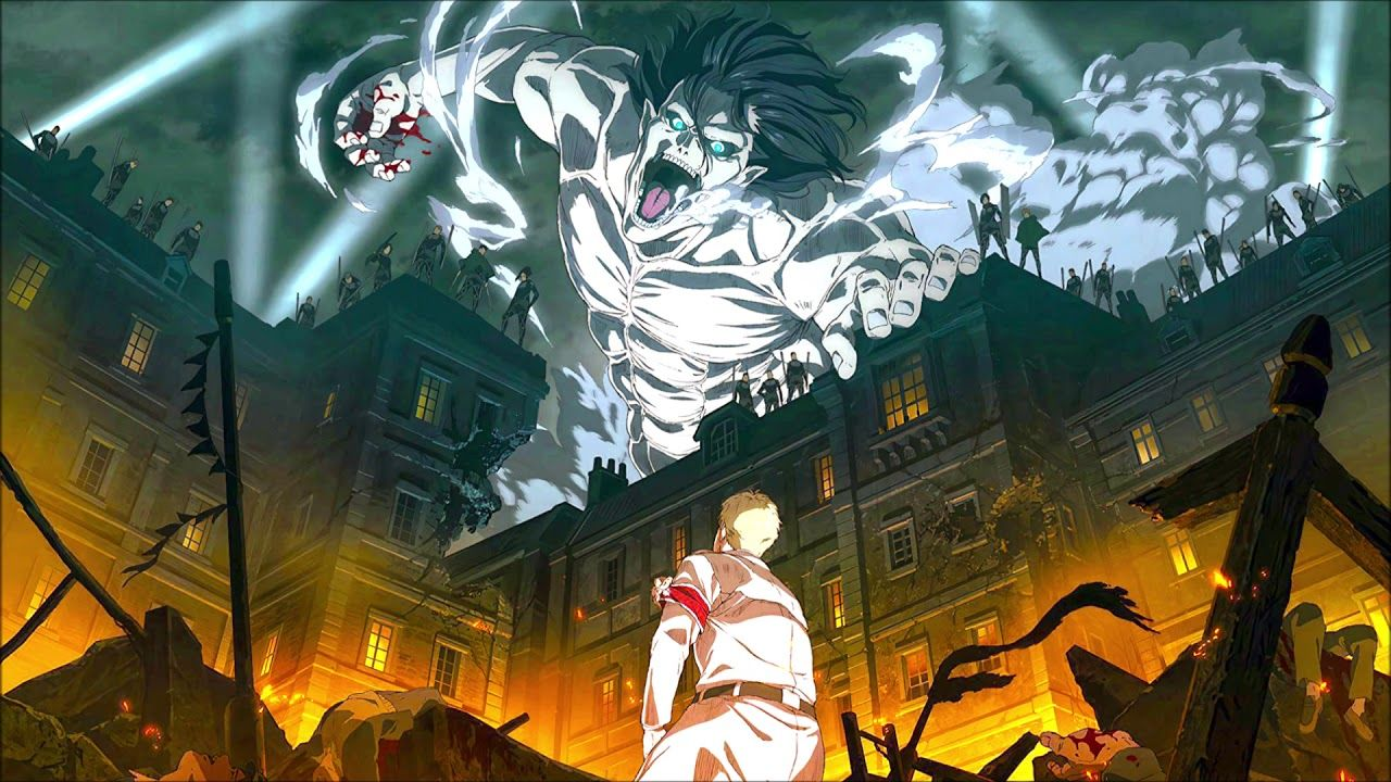 2. Shock by Yuko Ando - Attack On Titan