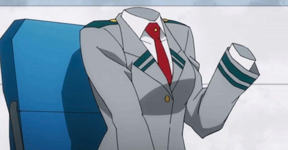 Invisible Girl Mha: Toru Hagakure, Stealth Hero