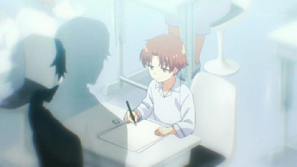 Kiyotaka Ayanokoji's past