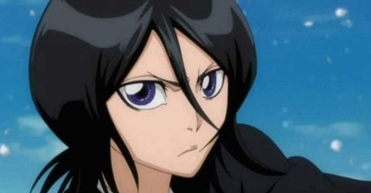 Rukia Kuchiki, Bleach Female Characters