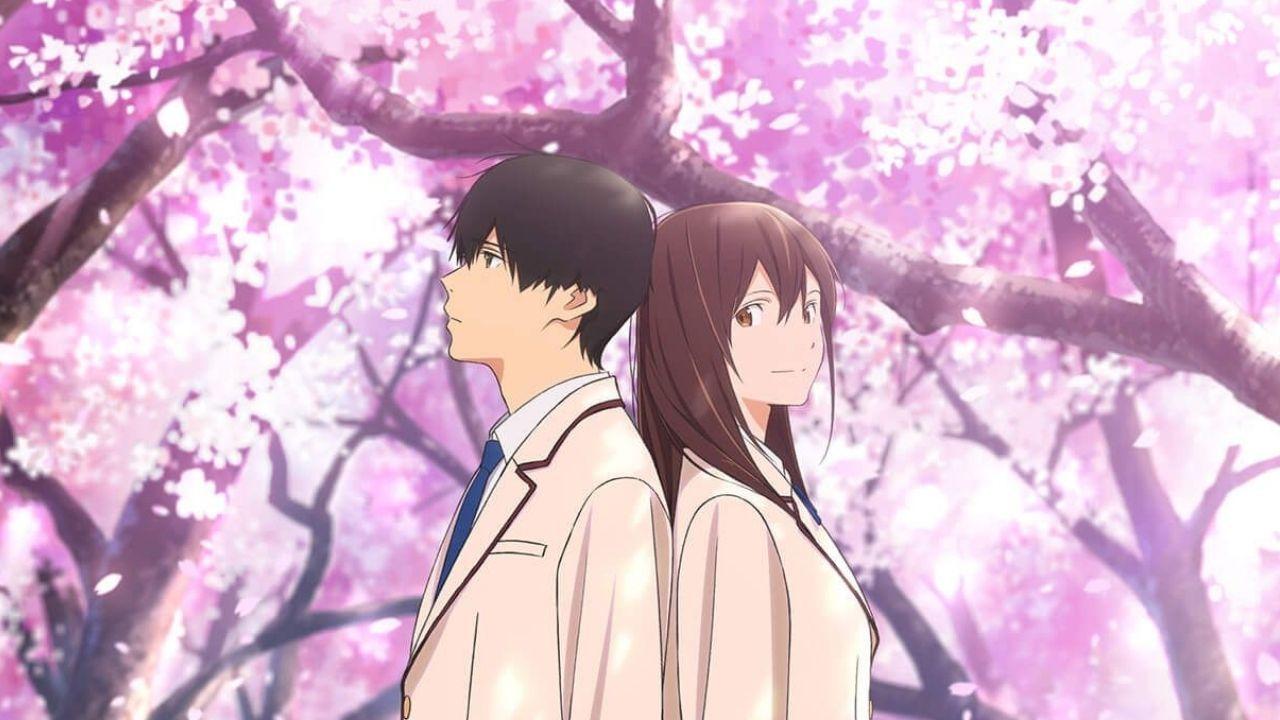 Sakura and Haruki | I Want To Eat Your Pancreas