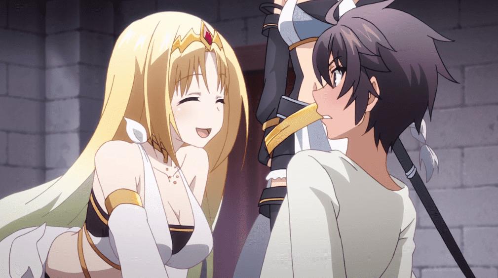 Sakura and Touya Mochizuki