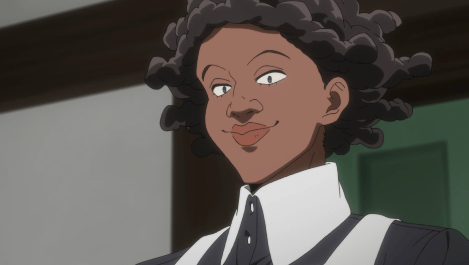 the promised neverland characters Sister Krone