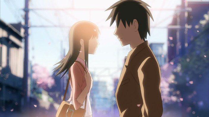 Takaki and Akari | 5 Centimetres Per Second