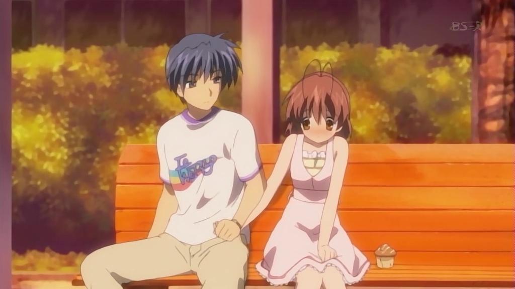 Tomoya and Nagisa (Clannad)