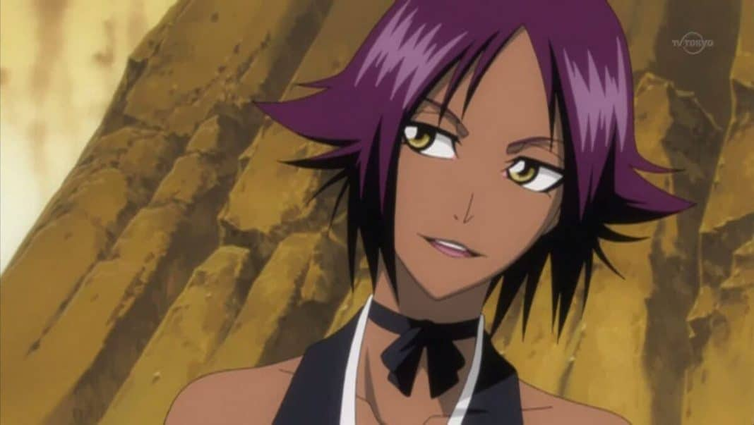 Yoruichi, female bleach characters