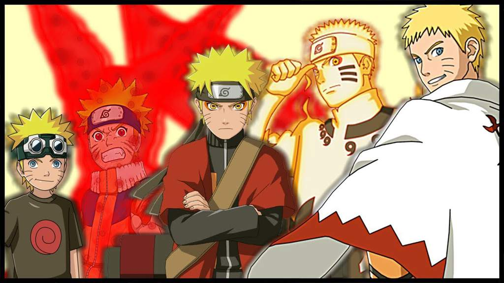 Naruto: Best Characters | Team 7