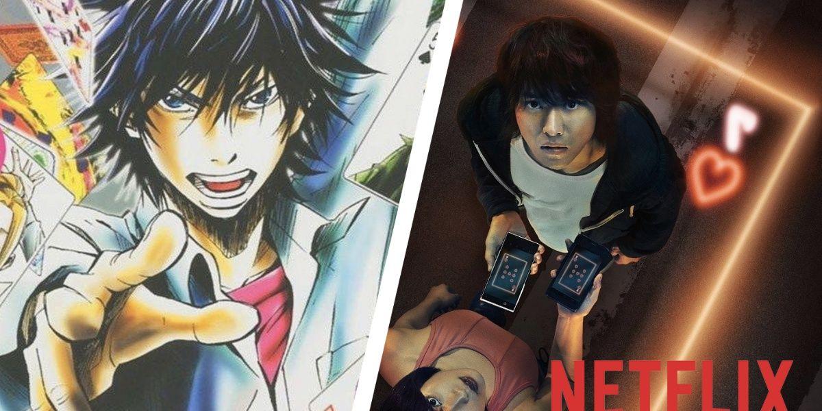 Anime vs Live action