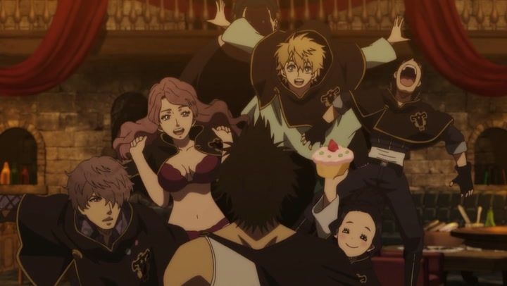 Black Clover: Is Black Bulls The Most Overpowered Squad?
