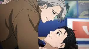 Victor and Yuuri