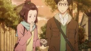Satomi and Shinichi