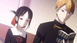 Kaguya and Kiyuki