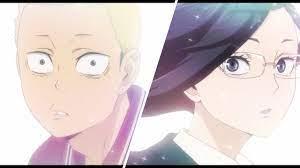 Tanaka and Kiyoko