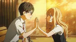 Kousei and Kaori