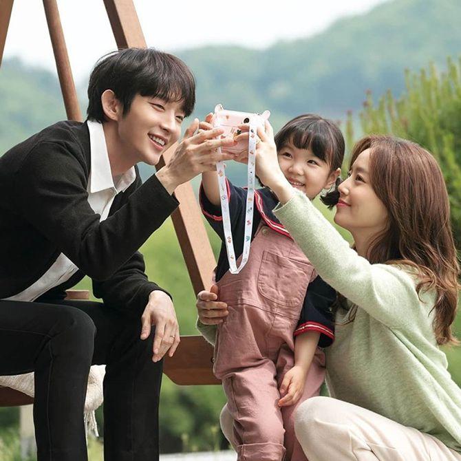 Baek Family