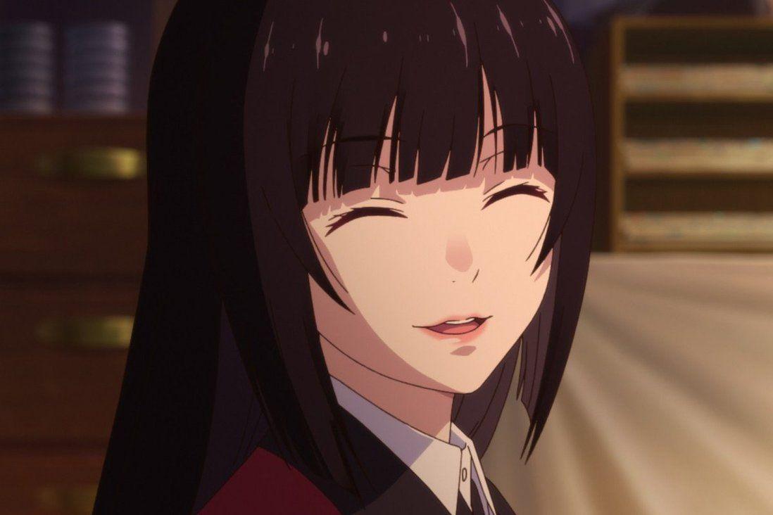 Kakegurui: Gambling For The Sake of Gambling   Anime Review