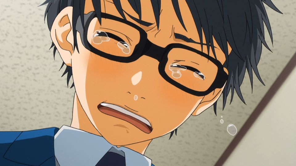 Your Lie In April: Kosei Arima- The Boy Who Lost Everything