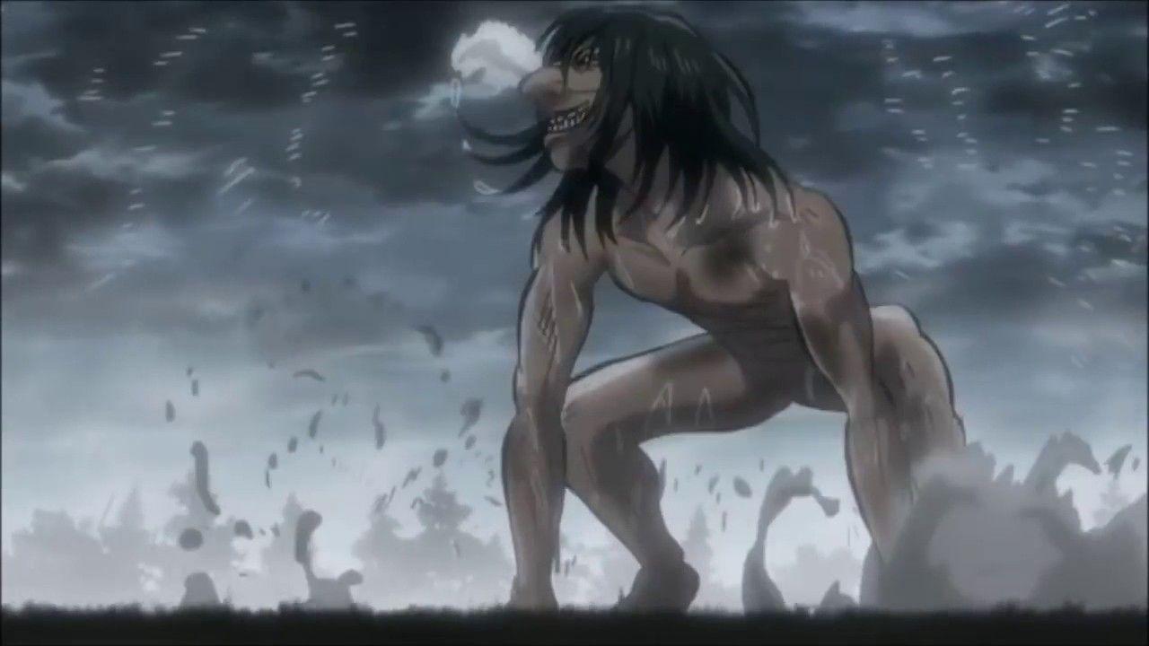 Levi's Rage Moment