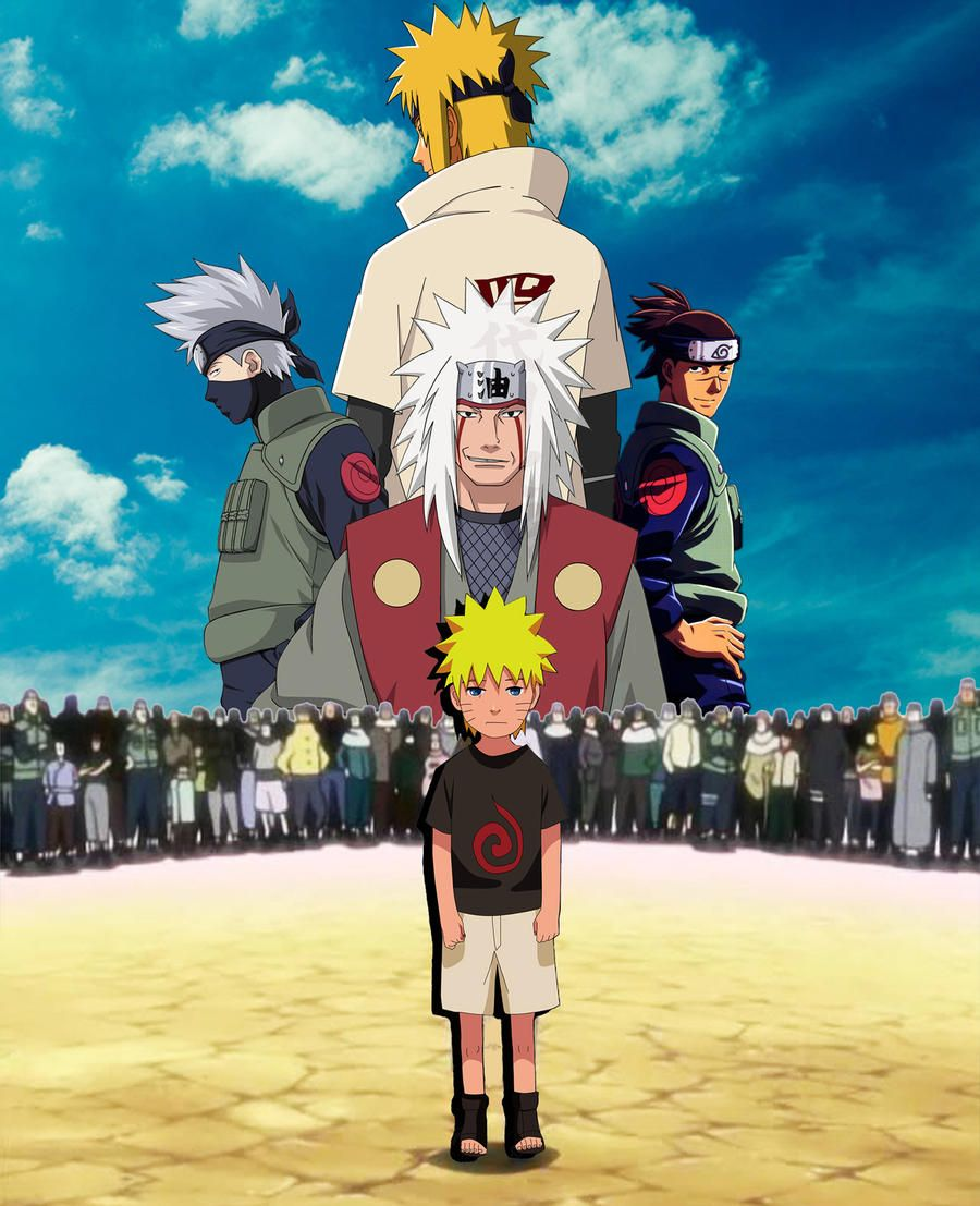 Lonely Naruto