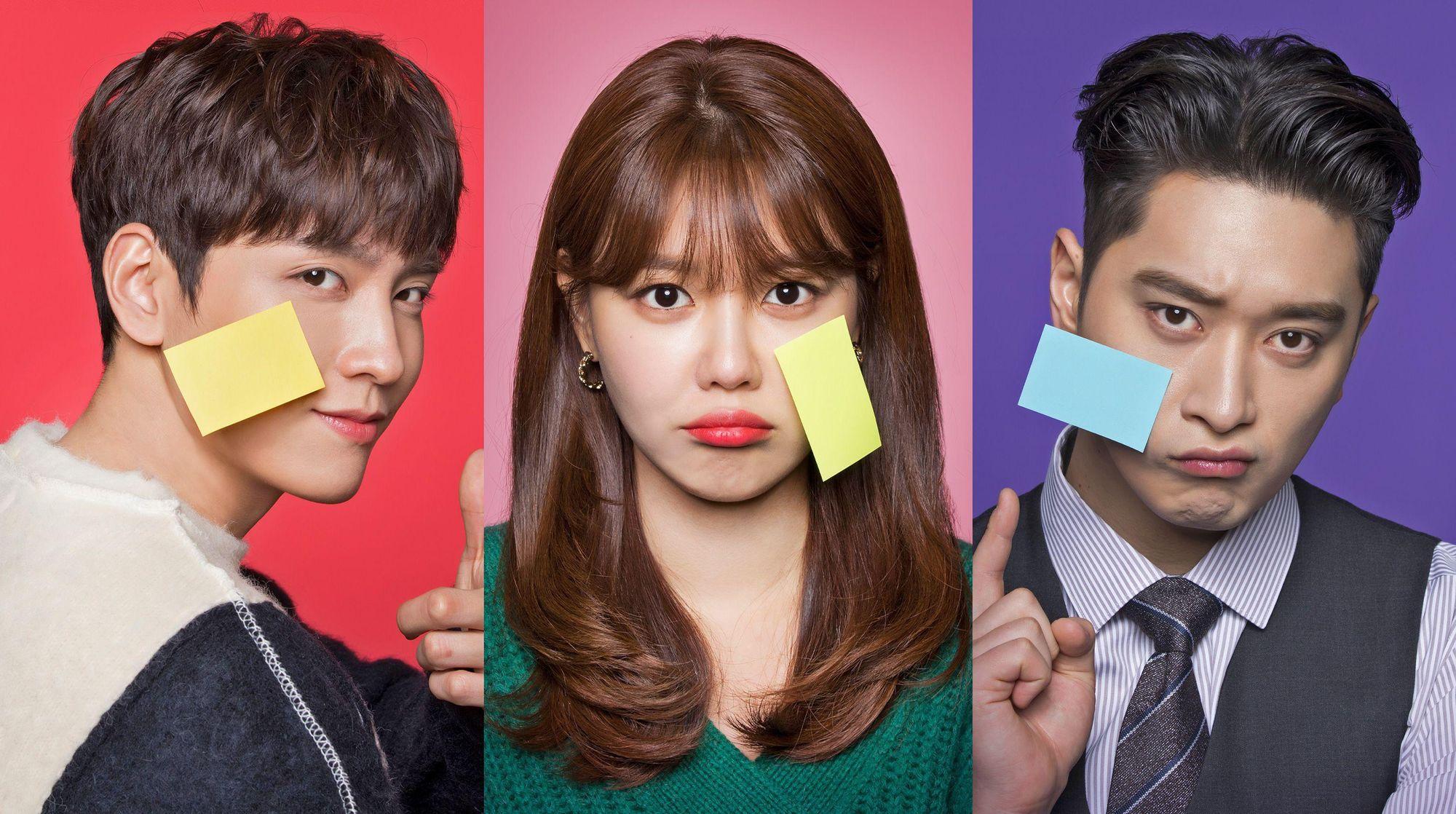 So I Married An Anti-Fan ( Choi Tae-Joon, Choi So-Young, Hwan Chan-Sung)