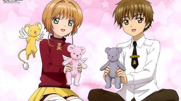 Sakura and Syaoran, Kero