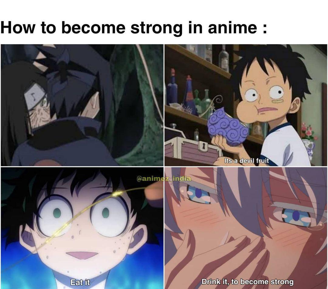10 Funny Anime Memes This Week; 27th Week, July 2021