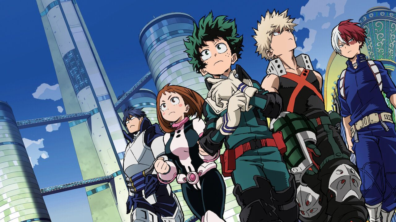 How To Watch My Hero Academia   Complete Watch Order