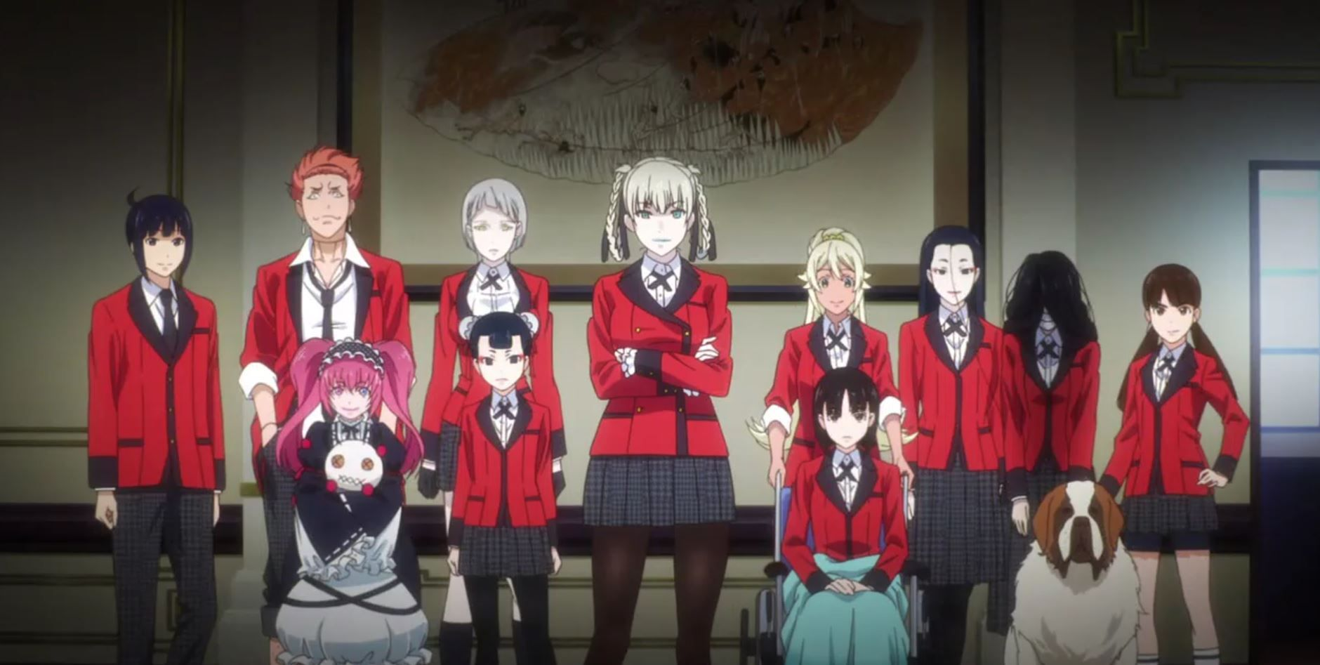 Why Is Hyakkaou Private Academy The Most Happening Spot of Kakegurui?