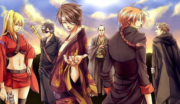 Why Is Gintama So Good? Praiseworthy Antagonists?