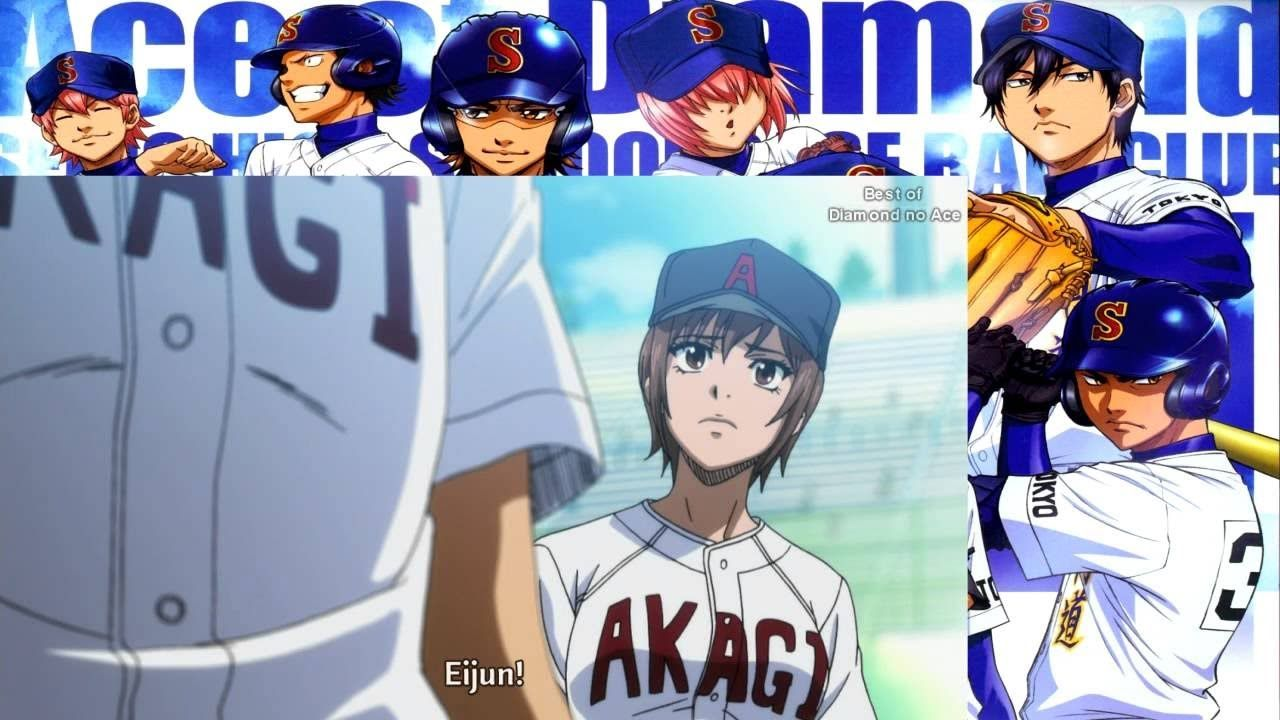 Sawamura Eijun from Akagi Junior High
