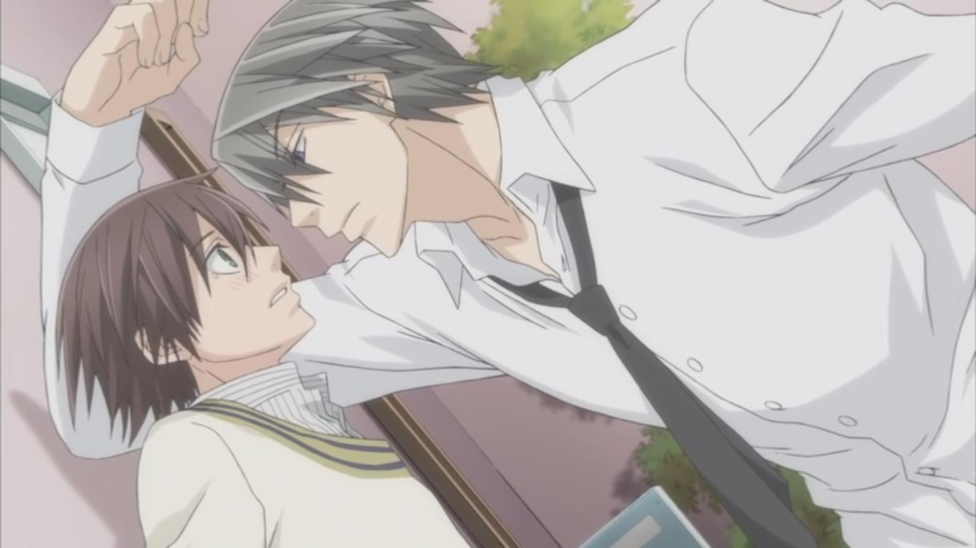 Takahashi Misaki and Usami Akihiko (Junjo Romantica)