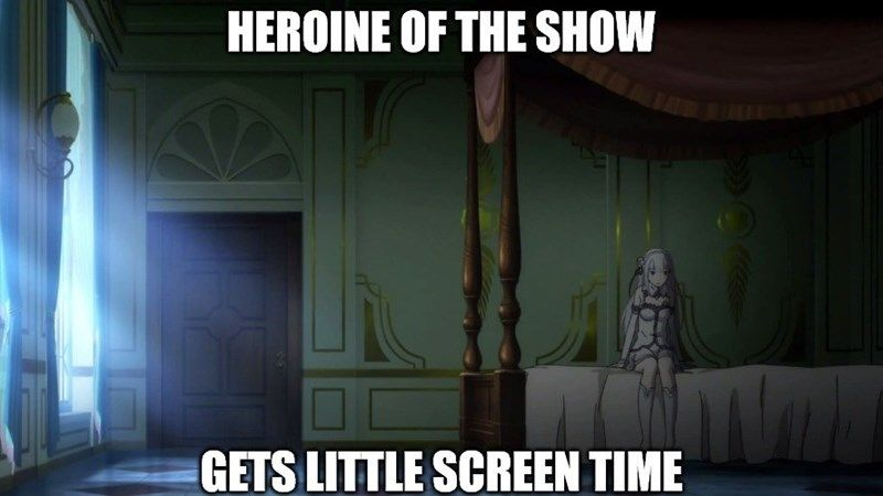 Re Zero: 10 Hilarious Anime Memes to Smile Through the Pain