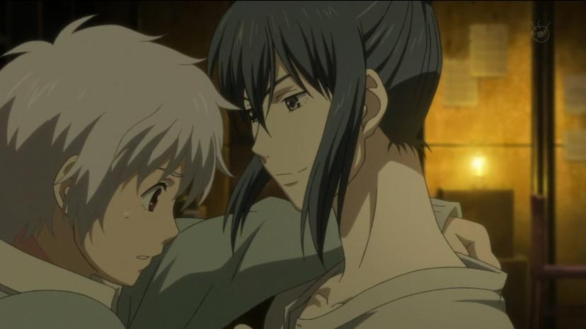 Nezumi and Shion (No. 6)