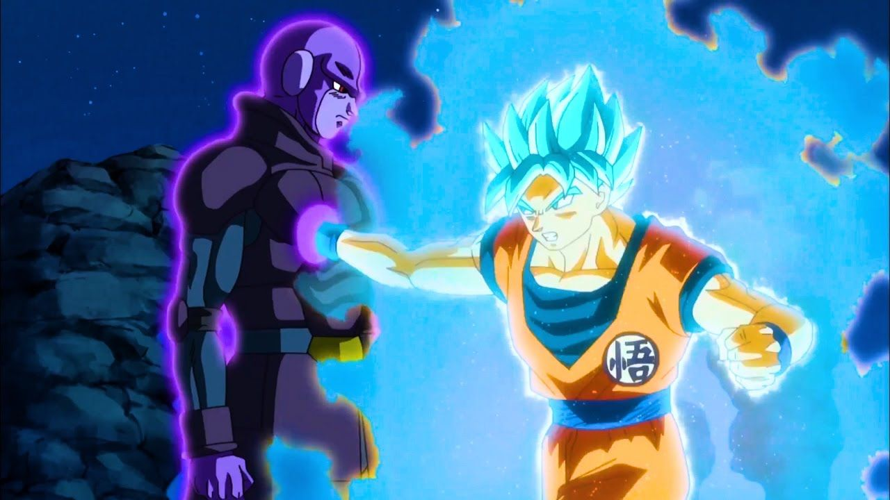 5 Best Fights Of Goku in Dragon Ball Super
