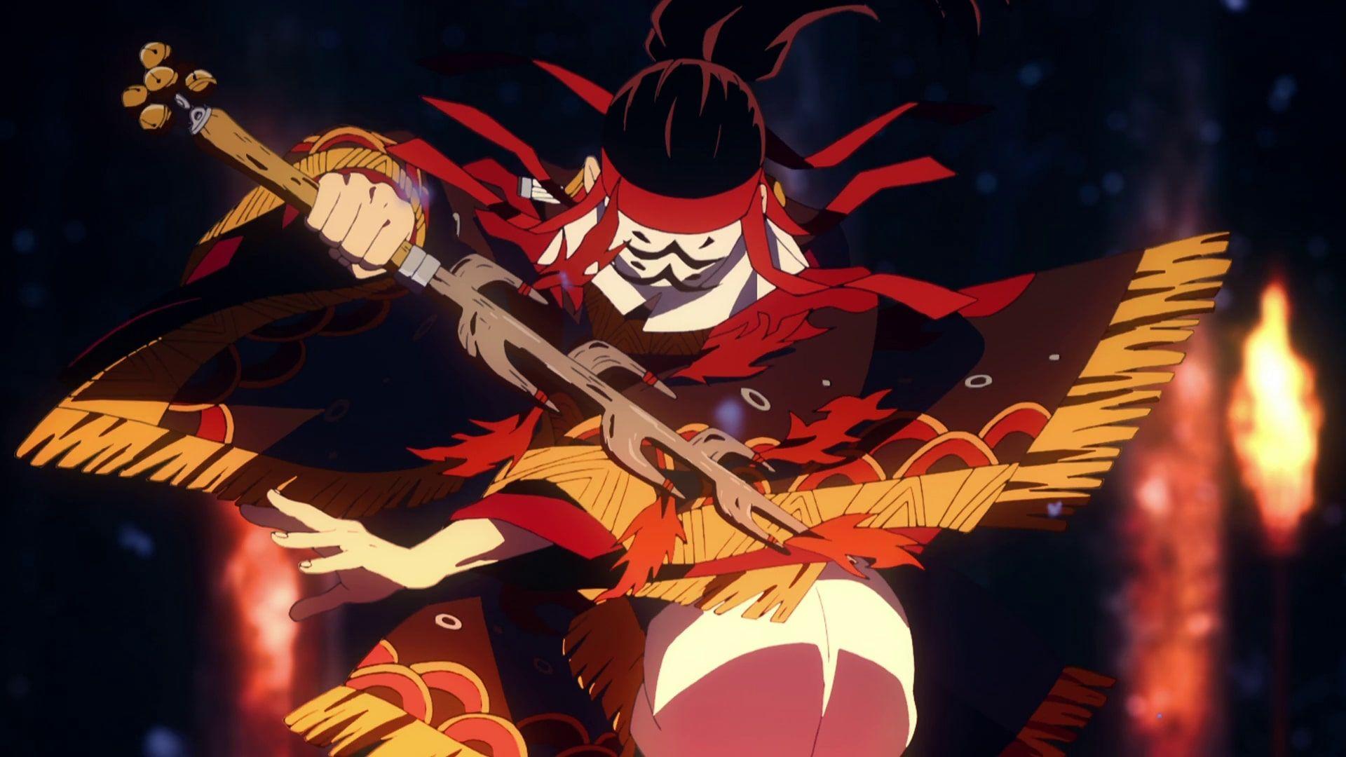 Demon Slayer Hinokami Kagura