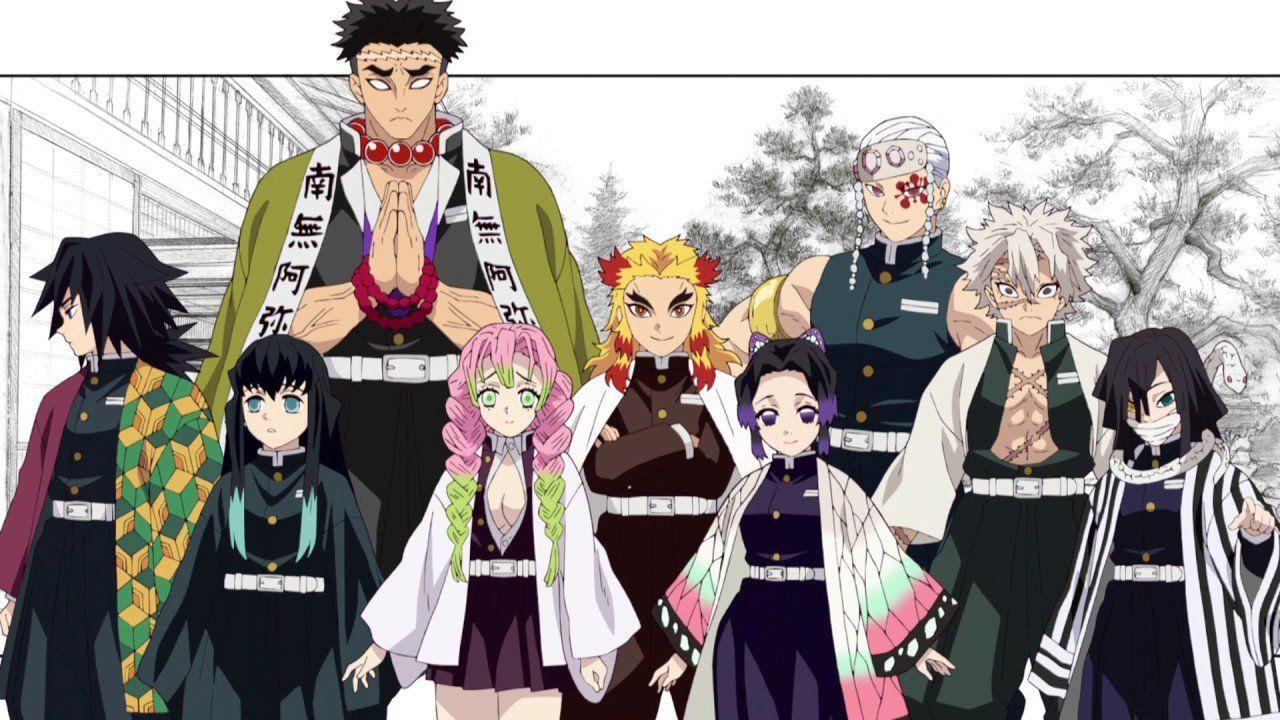 Mitsuri demon slayer corps best