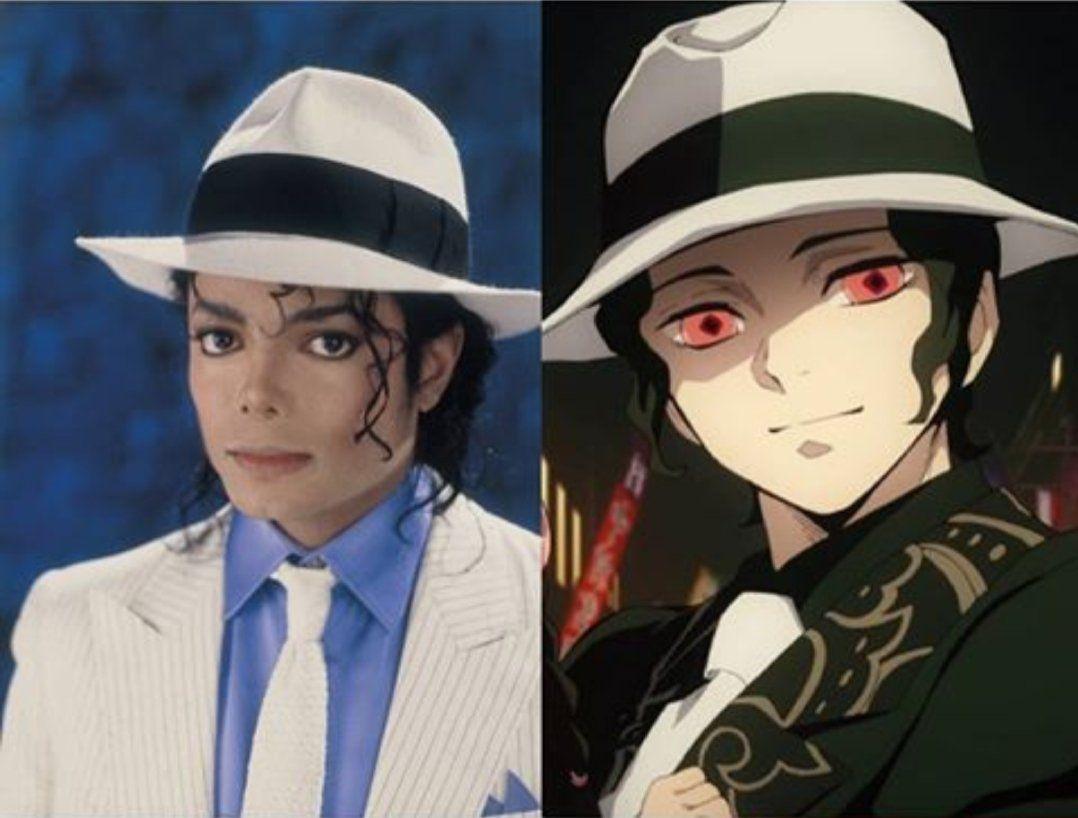 Muzan & Michael Jackson