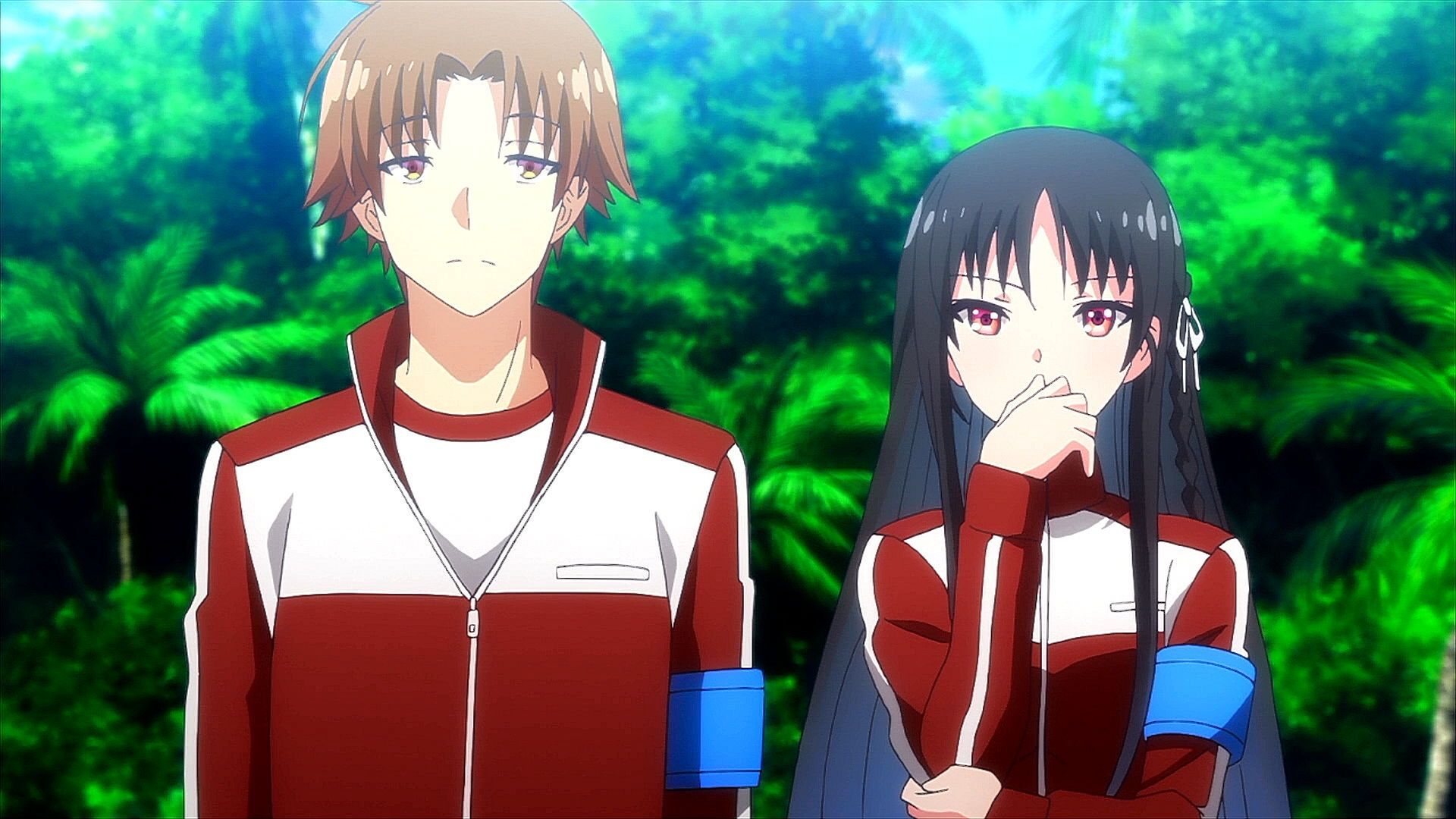 Kiyotaka Ayanokōji & Suzune Horikita