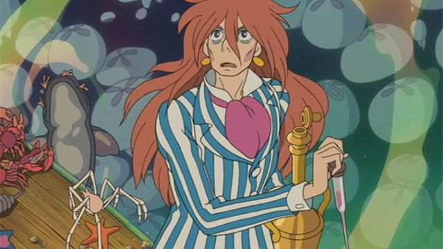 Fujimoto, the wizard of the sea
