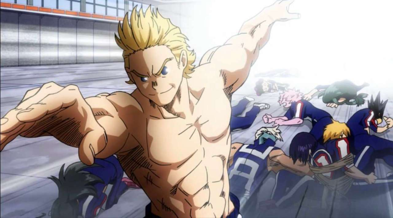 MHA: 5 Unknown Facts About Lemillion