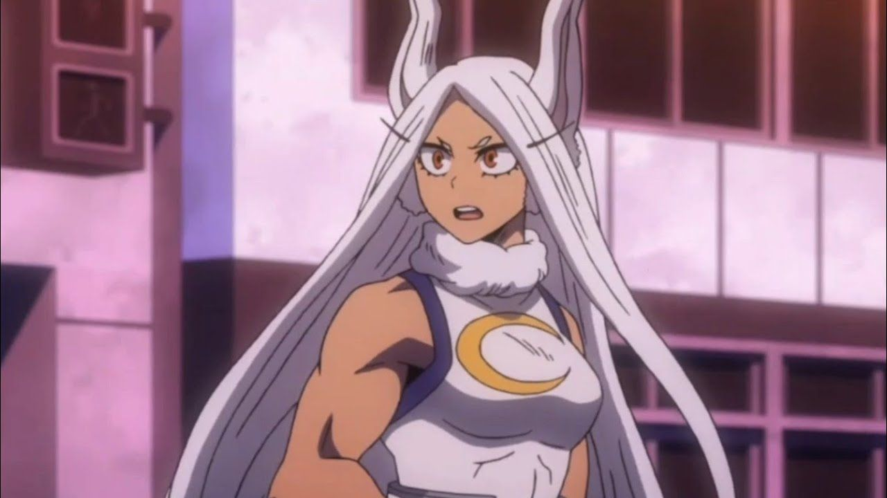 Why Mirko is the Strongest Female Character in MHA?