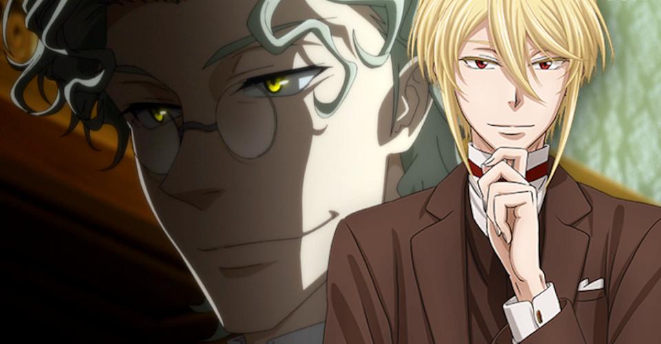 Yuukoku no Moriarty: Charles Augustus Milverton