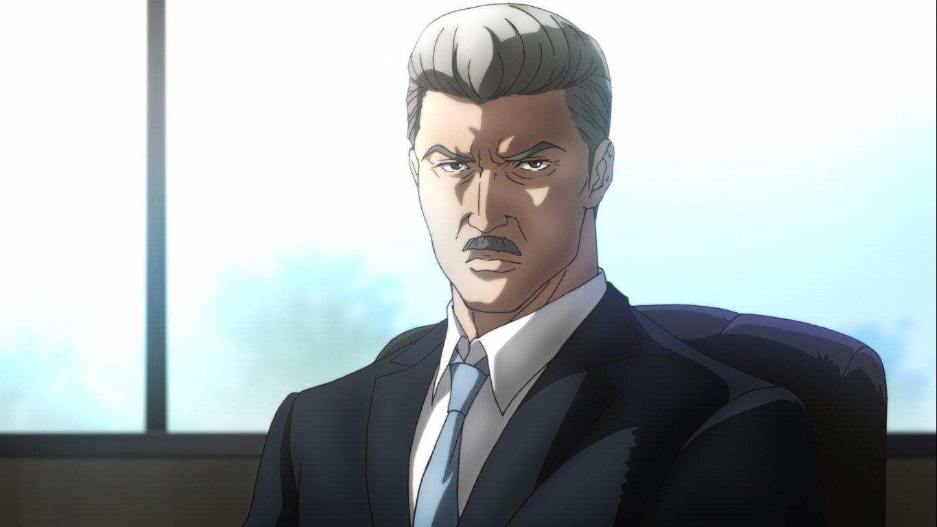 Prison School's Chairman