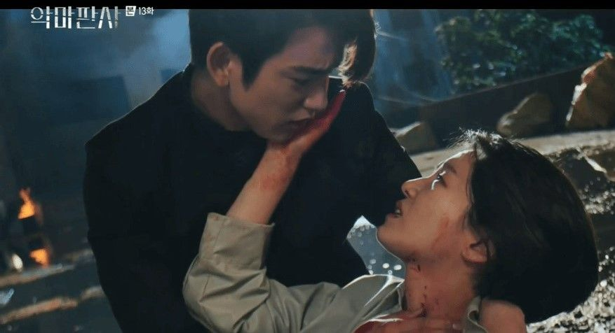 Top 9 Shocking Moments in The Devil Judge Kdrama